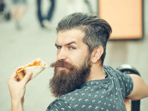 hipster pizza